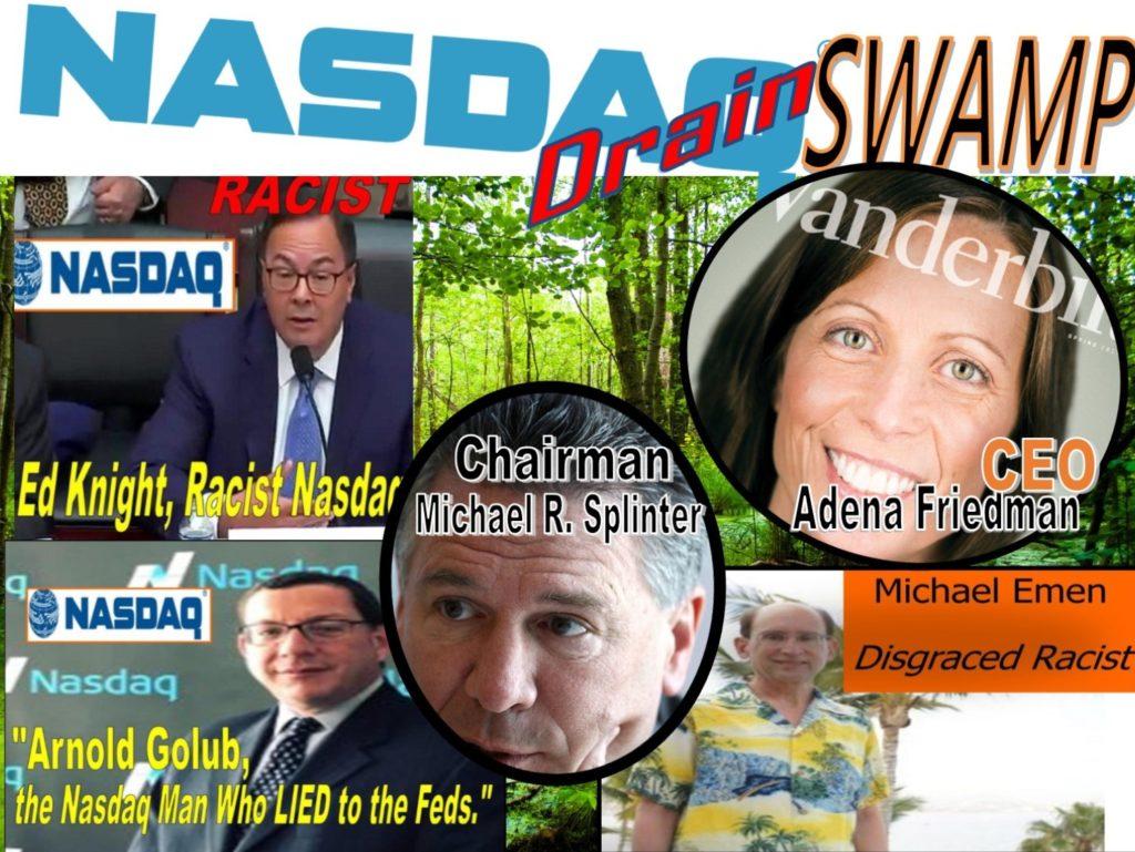 NASDAQ Staff William Slattery Caught Lying to the FBI, NASDAQ Implicated in Fraud