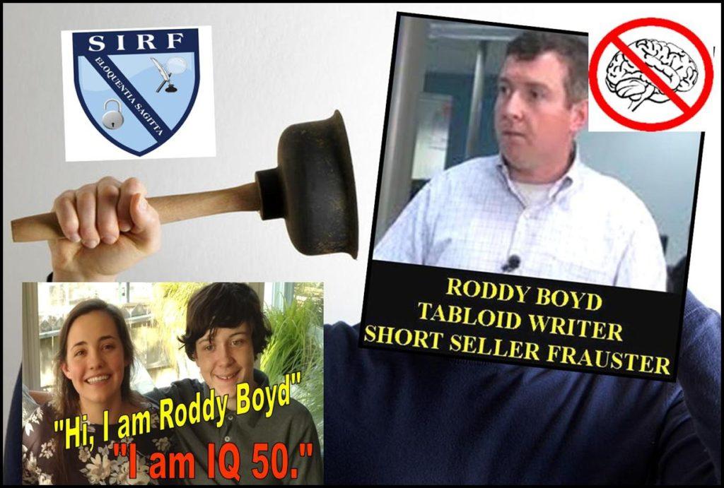 RODDY-BOYD-SIR-SOUTHERN-INVESTIGATIVE-REPORTIGN-FOUNDATION-SAMATHA-BOYD-LAURA-BOYD-DUNE-LAWRENCE-JOHN-HEMPTON-SHORT-SELLER-DAVID-MASSEY
