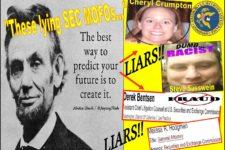 Cheryl Crumpton, Steven Susswein, SEC Bureaucrats Want $30 Asian Scalps